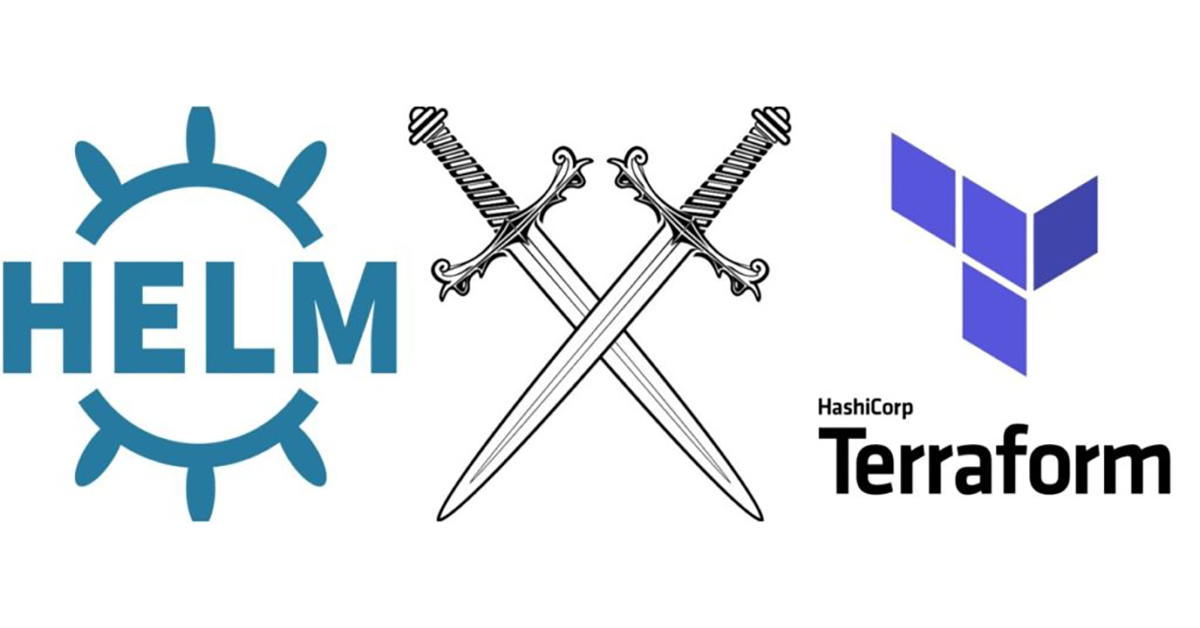 Is Terraform better than Helm for Kubernetes?